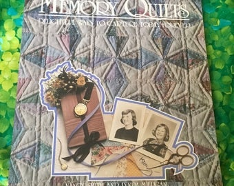 Memory Quilts by Nancy Smith and Lynda Milligan