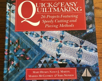 Quick and Easy Quilt Making, That Patchwork Place