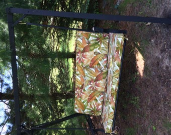 Swing  Cushion COVERS ONLY - Custom Order Only