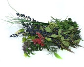 CLEARANCE - Gallon Grab Bag Odd Floral - Artificial Flower, Silk Flowers, Leaves