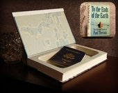 Hollow Book Safe - To the Ends of the Earth - Secret Book Safe