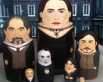 Penny Dreadful Matryoshka Dolls