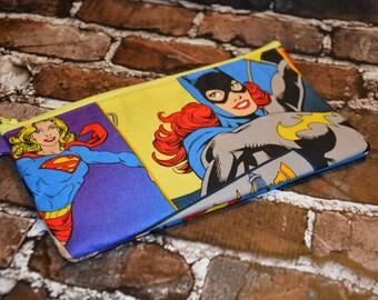 Girl Power Zipper Bag