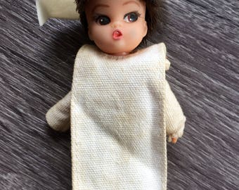 The FLYING NUN Dolly Darlings Little Kiddle Doll 1966 Sally Fields TV Sitcom Small