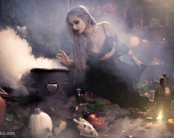 Witching Hour 4 - Genevieve - High Quality 8x11 SIGNED print
