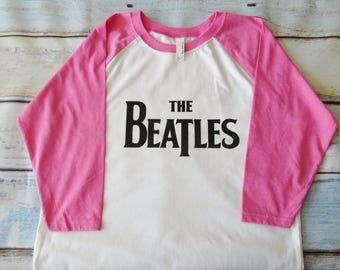 Beatles Shirt Beatles Kids Shirt Kids Shirt The Beatles Shirt The Beatles Ready To Ship Size Size XL 14-16