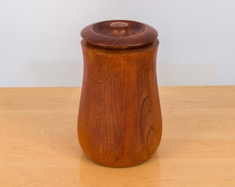 Jens Quistgaard Teak Ice Bucket for Dansk