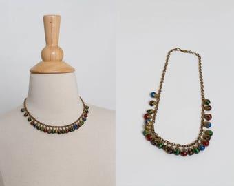 antique 1930s necklace