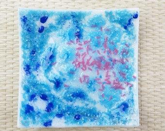 Mycobacterium tuberculosis Lung Granuloma Fused Glass Dish