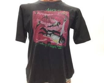 Vintage Alice Donut Tee Shirt 80's (os-ts-82)