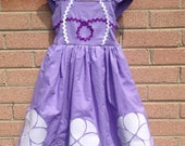 Sofia inspired dress size 3