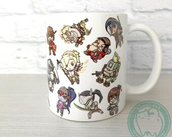Overwatch Mug
