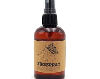 Organic Bug Spray