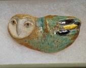 Owl - pin