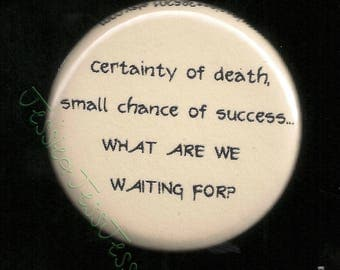 Certainty of Death
