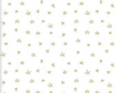 Gold Baby Sheet - Metallic Gold Nursery / Star Crib Sheet / Neutral Gold Baby Bedding /Mini Crib Sheet /Changing Pad Cover /Bloom Alma Mini