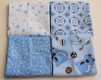 Fat Quarter Bundle - Peek-a-Boo Fabric manufactured by South Sea Imports