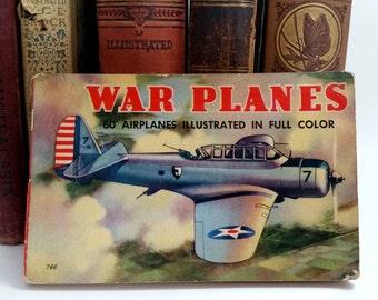 War Planes 1940 WWII by John B. Walker