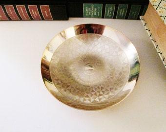 WMF German Silver Catchall, Vide Poche, Art Moderne Dish, Art Deco,