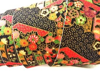 Japanese fabric tape Lot 12