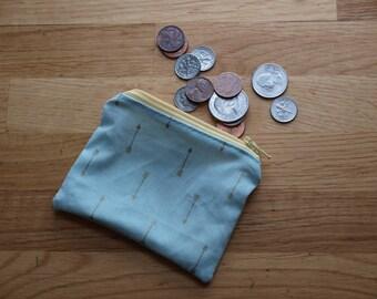 Coin Zipper Pouch
