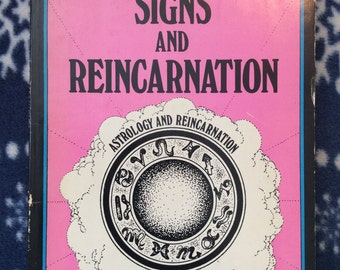 intercepted signs and reincarnation vol 2 book pb Donald Yott 56 pages Vg 1977