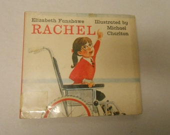 Rachel by Fanshawe wheelchair bound  disabled child