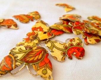 Vintage butterfly pendant LOT