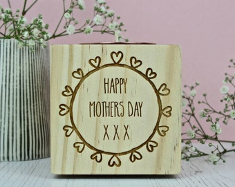 Mothers Day Candle Holder