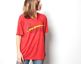 90s ST. LOUIS cardinals world series CHAMPS raglan shirt