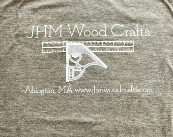 JHM Wood Crafts Tri Blend T-Shirts