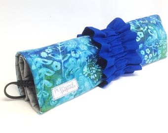 COOL IT! Flat or Curling Iron Travel and Storage Tote with hot pad lining