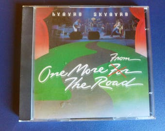 Lynyrd Skynyrd One More From The Road CD