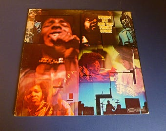 Sly And The Family Stone Stand! Vinyl Record LP BN 26456 Epic Records 1968