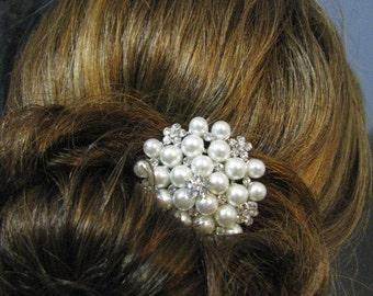 Bridal Hair Comb, Bridal Comb, Rhinestone Comb, Bridal accessory,  Wedding Jewelry, Rhinestone Hair Comb, Wedding Hair comb, Bridal Jewelry
