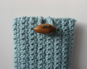 blackberry bold cozy case cover with button and loop