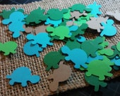 Sea Turtle Confetti 150 CT- Birthday- Baby Shower- Custom Colors Available