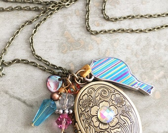 CN01 CHARMED NECKLACE
