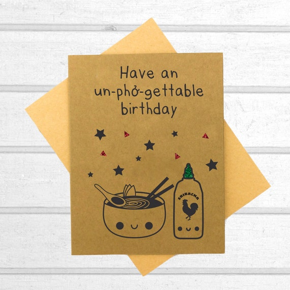 Items Similar To Funny Birthday Card