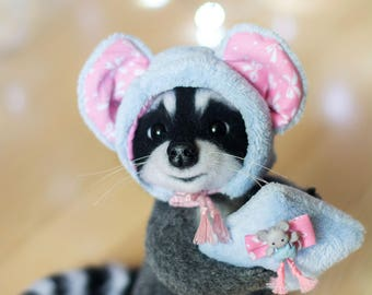 Raccoon Mikky (MADE TO ORDER)