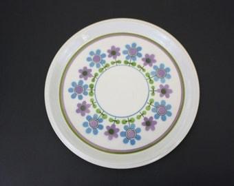 Vintage Mikasa Light u0026 Lively u0027Dancing Floweru0027 Dinner Plate ... & Mikasa daisy plates | Etsy azcodes.com