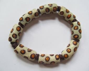 Cheetah Print Bracelet