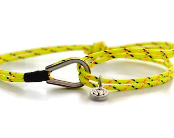 SALTI Nautical Rope 'SkinnyX' Bracelet FREE Worldwide Shipping
