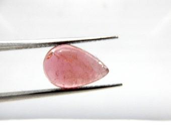 Tourmaline-Cabochon Super Top AAA Quality Natural Size 9x13MM -Height-5MM -4.5-100% Natural Wholesale Price