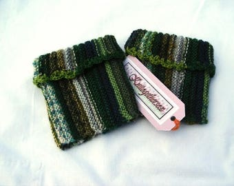 Hand knit boot cuffs boot toppers boot buffers