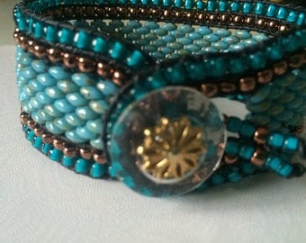 Light blue super cool bracelet