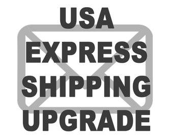 USA Express Shipping Upgrade