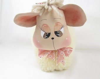 Sheep Doorstop - Eveline