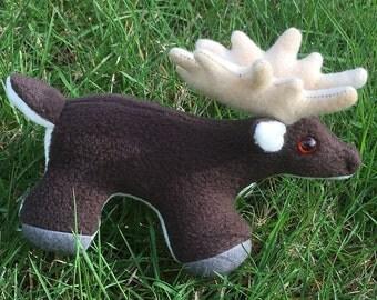 Irish Elk / Megaloceros Plush