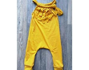 Baby Romper | Baby Girl Romper | Toddler Romper | Bohemian Baby | Summer Romper | Fringe Romper